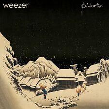 Weezer PINKERTON 2nd Album DMM Geffen Records NEW SEALED VINYL RECORD LP
