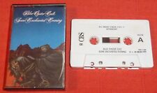 BLUE OYSTER CULT CASSETTE TAPE - SOME ENCHANTED EVENING