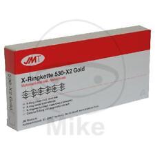 JMT X-RINGKETTE  OFFEN MIT NIET 530-X2X108L GO-CLFZ