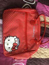 Hello Kitty weekend bag spacious