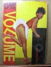 Vintage 1998 Carmen Electra original hot girl Playboy poster 12645