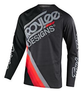 Troy Lee Designs SE Pro TILT Jersey - Black / Gray