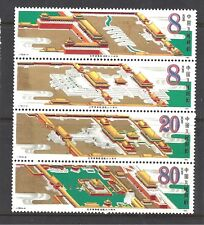 China 1985 J120 stamp of 60th Anniv. of Founding of Palace Museum set MNH