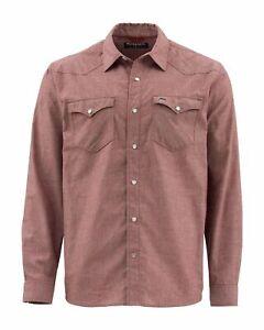 Simms M's No-Tellum LS Shirt - SALE