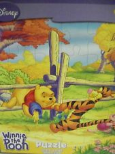 Pooh and Friends 24 piece jigsaw Puzzle, In a Tight Spot