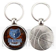 MEMPHIS GRIZZLIES NBA BASKETBALL KEYRING-KEYCHAIN-PORTACHIAVI-PORTE-CLÉS-LLAVERO