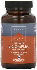 TERRANOVA B-Complex Con Vitamina C 100caps