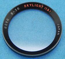 Walz Bay-2 Skylight Filter  #1