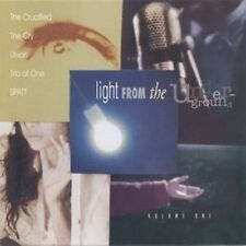 Light From The Underground Volume One 12 track 1994 cd NEW! Union The Cry Spatt