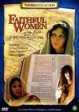 Faithful Women of the Bible New Sealed DVD