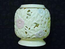 Porcelin Spring Blossom Tealight Candle Holder