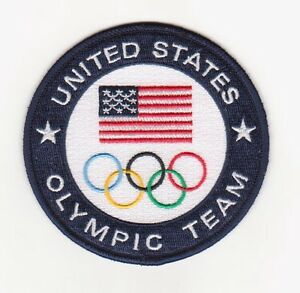 Team USA Patch 2020 Tokyo Japan Summer Olympic Patch The Best Quality guaranteed