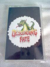 DESCENDING FATE-FADED DREAMS 1°ALBUM HEAVY DEMO TAPE 1993 NEVER SEEN ON EBAY!!!