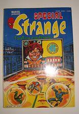 SPECIAL STRANGE N°25 TRIMESTRIEL AOUT 1981