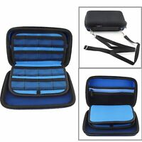 PSP/PSV Hard Case Cover Storage Bag for New Nintendo 3DS XL 2DS XL Sleeve Pouch