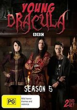 Young Dracula : Season 5 (DVD, 2014, 2-Disc Set) BRAND NEW REGION 4