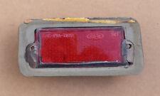 1971 1972 1973 FORD MUSTANG MERCURY COUGAR REAR SIDE MARKER LIGHT LAMP LENS
