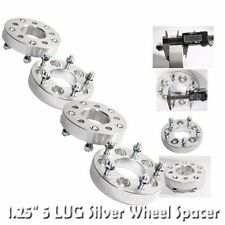 "23MM 4 PCS Wheel Spacer for 87-95 97-06 Jeep Wrangler 5x5"" Wheel 5 LUG ONLY"