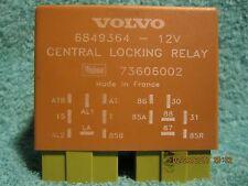 SHIPS SAME DAY! Volvo 6849364 Central Locking Relay              850 960 S90 V90