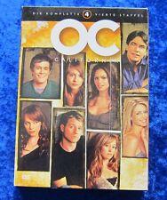 OC California die komplette Season 4, DVD Box vierte Staffel