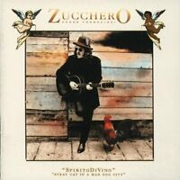 Zucchero Spirito di vino-Stray cat in a mad dog city (1995) [CD]