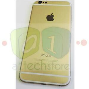 APPLE IPHONE 6 GOLD A1586 REPLACEMENT CHASSIS HOUSING COVER GENUINE