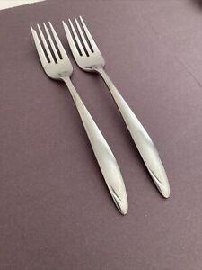 """Gorham Pace DInner Fork 7 3//8/"""" Stegor Stainless Flatware Silverware"""