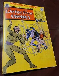 Detective Comics # 140  Golden Age Replica ☆☆☆☆ Classic Riddler