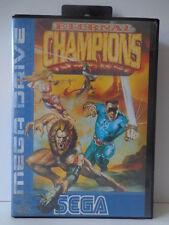 Mega Drive-Eternal Champions (PAL) (con embalaje original/sin instrucciones) 10820391
