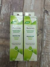 2-AVEENO POSITIVELY RADIANT MAXGLOW INFUSION DROPS  .17 FL/OZ Each
