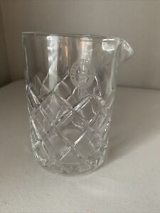 Plymouth Gin Crystal ? Etched Cocktail Mixing Glass