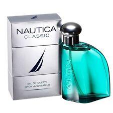 Nautica Classic EDT for Men 100 ml   Genuine Nautica Men's Perfume