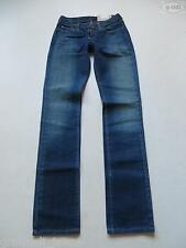 Replay W 545 Slim Fit Jeans Hose, W 27/L 34, NEU !! Pink Label, Faded Denim ! 34