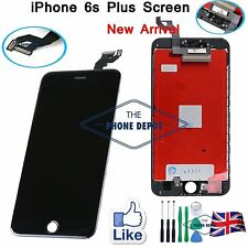For iPhone 6S PLUS LCD Screen Digitizer Touch Display Replacement Black Assembly