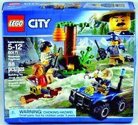 LEGO City 60171 Mountain Fugitives 88 Pcs