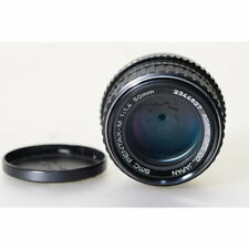 Pentax SMC Pentax-M 1,4/50 Standardobjektiv für Kleinbild - 50mm F/1.4
