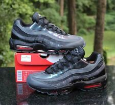 Nike Air Max 95 LV8 Men's Size 10.5 Black Ember Glow AO2450-001