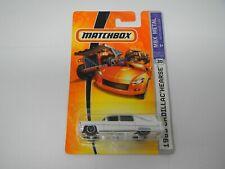 Matchbox MBX Metal 1963 Cadillac Hearse White #30 (1)