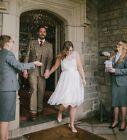 Coast Jacinti Floral Lace Bridesmaid Bridal Cocktail Wedding Party Dress 6 - 18