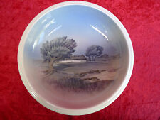 Beautiful, Antique Decorative Bowl __LANDSCAPE__ Royal Copenhagen__21cm_