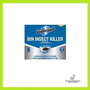 Hovex Vaporgard Bin Insect Killer Wheelie Bin