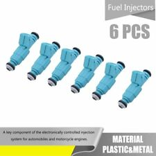 6x Fuel Injectors for Holden Commodore VP VR VG VN VX VY VL VQ VS VT VU V6 3.8L