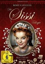 Sissi 1-3  [3 DVDs] - Purpurrot Edition