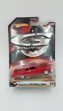 Hot Wheels - G Machines - 1:50 scale - '67 Chevy Nova - 9/11 - Candy Red - NOS!