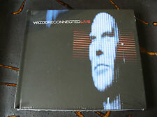Slip Double: Yazoo : Reconnected Live : Experience Ed 2CDs Moyet, Clarke Sealed