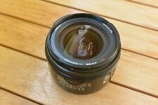 2.8/24mm Minolta AF Wide Angle, A Mount For  Sony
