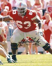 Signed 8x10 Adrien Clarke Ohio State University Autographed photo w/Coa