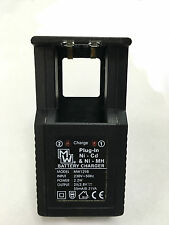 1x AA NiMH & NiCd Battery Charger, Includes 4x AA NiMH Rechargable Batteries