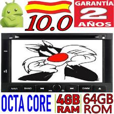 ANDROID 10.0 PEUGEOT 3008/5008 (2009-2011) RADIO COCHE DVD GPS CAR WIFI USB 4GB