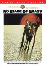 No Blade of Grass 1970 (DVD) Nigel Davenport, Jean Wallace, Anthony May - New!